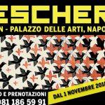 Escher a Napoli. Al Museo PAN per apprezzare l'arte del genio olandese